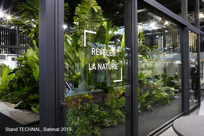 BATIMAT 2019 : l'innovation verte au pouvoir