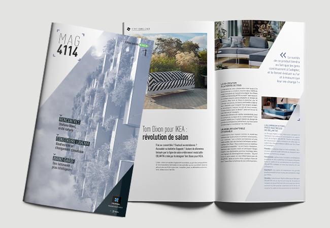 4114… le Magazine