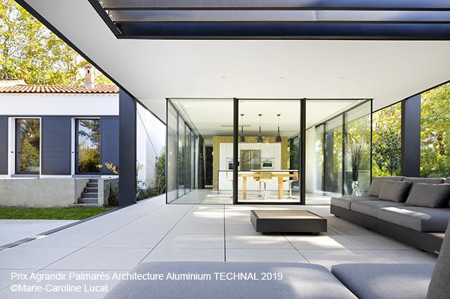 Palmarès Architecture Aluminium TECHNAL2020 : cap sur la nouveauté!