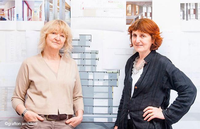 Deux femmes lauréates du Pritzker Price 2020