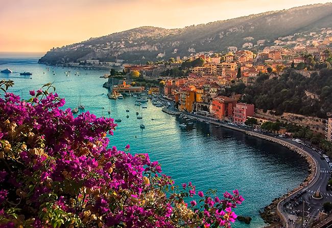L'architecture des bords de mer –  Épisode 2 / La côte méditerranéenne