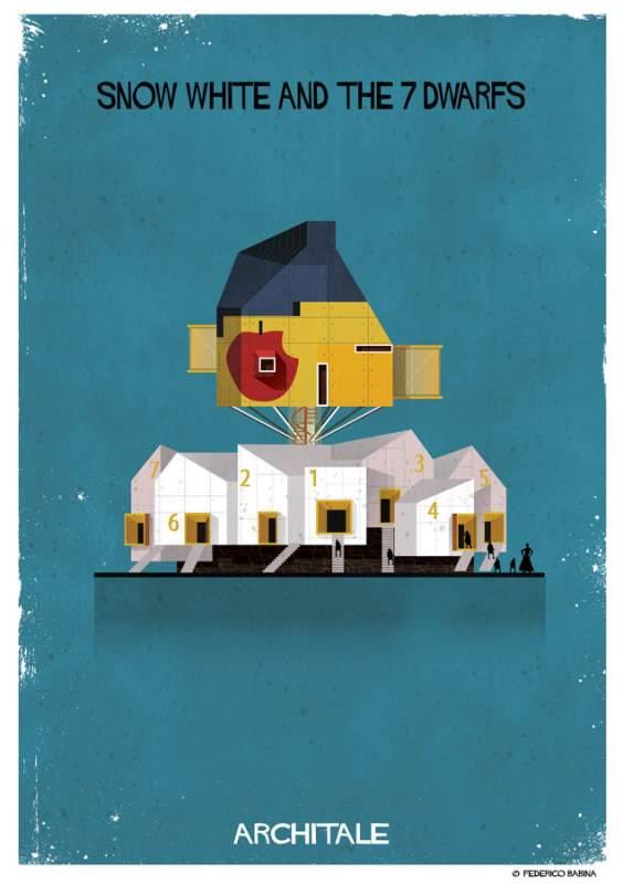 Regard : Federico Babina, le croqueur d'architecture