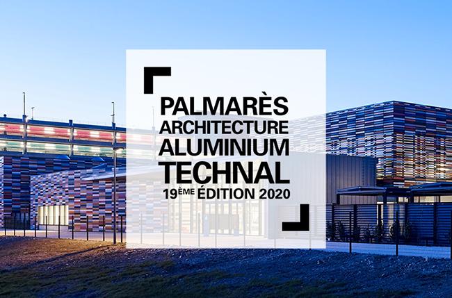 Le 19e Palmarès Architecture Aluminium TECHNAL voit plus loin
