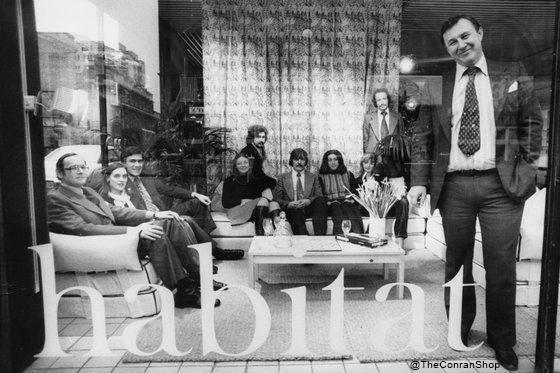 Sir Terence Conran, pionnier du design pour tous