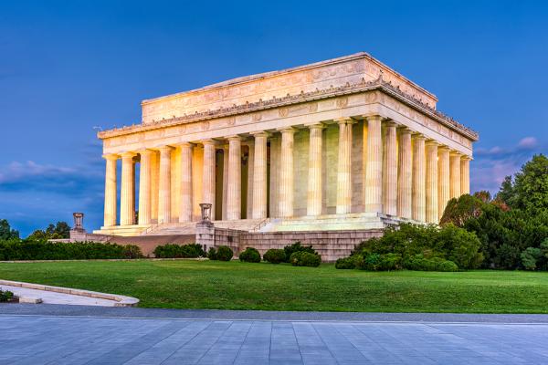 Washington, capitale mais pas trop