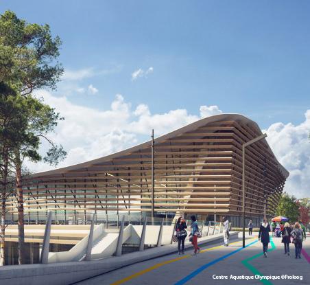Paris 2024 : des JO champions de l'architecture réversible