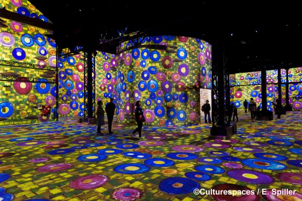 Expo : Plonger dans la lumière de Klimt