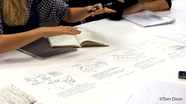 Collab design : Tom Dixon pour Ikea, révolution de salon