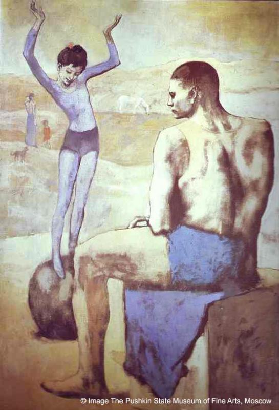 La vie en « Bleu et Rose » selon Picasso