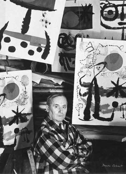 Rétrospective Miró : des formes et des couleurs