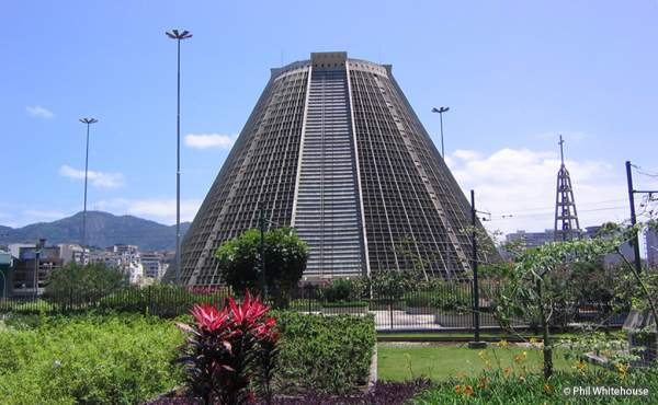 Rio de Janeiro, Capitale mondiale de l'architecture 2020