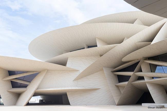 La rose des sables: la nouvelle icône du Qatar signée Jean Nouvel