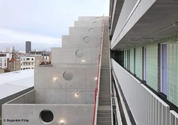 Eric Lapierre Experience, lauréat du Grand prix d'architectures