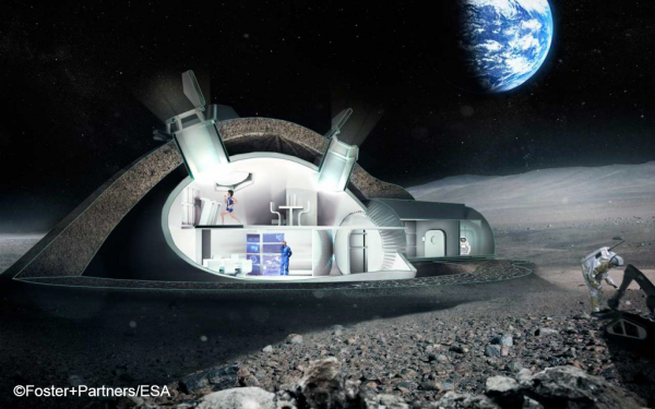 Habiter l'espace, bientôt une réalité ?