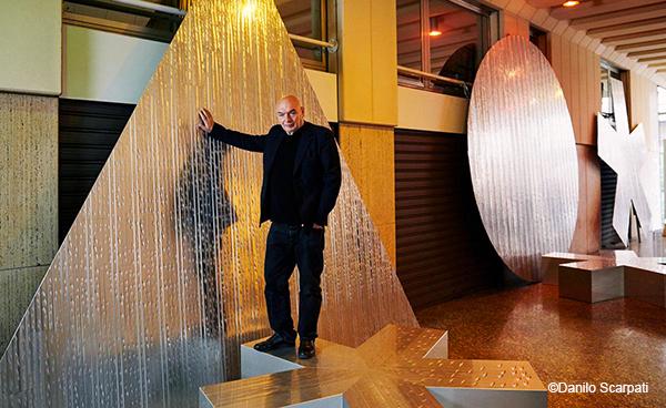 Jean Nouvel et l'aluminium, une passion qui dure